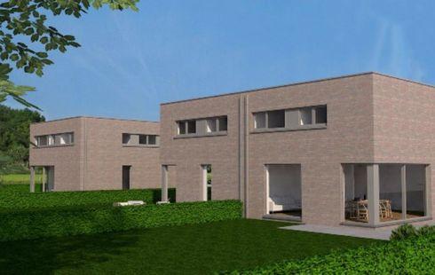 LOT 4 - CASALINA REAL ESTATE vous propose en vente:m aisons résidentielles neuves et construites dans une zone agricole et boisée. Ecole et garderie dans un rayon de 600 m, à 3 km de l'autoroute A12 direction Bruxelles - Anvers. Plus d'infos WWW.CASALI