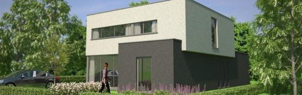 CASALINA REAL ESTATE-  stelt te koop nieuw te bouwen woningen gelegen in een residentiele, doch landelijke en groene omgeving op 2 km van het cntrum van Sint-Pieters-Leeuw. Ruim aanbod aan supermarkten binnen eenstraal van 2 km. De woningen zijn ontworpen