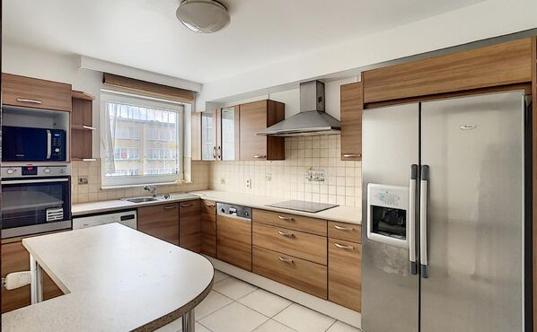 Flat for rent in Evere